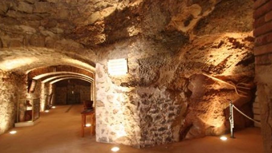 Bóvedas del Frío en el Bajo Aragón