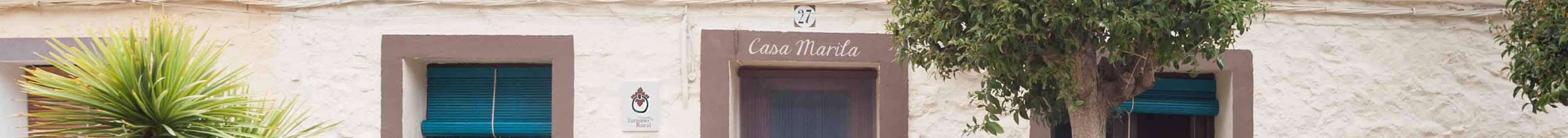Contacta con Casa Rural Marila